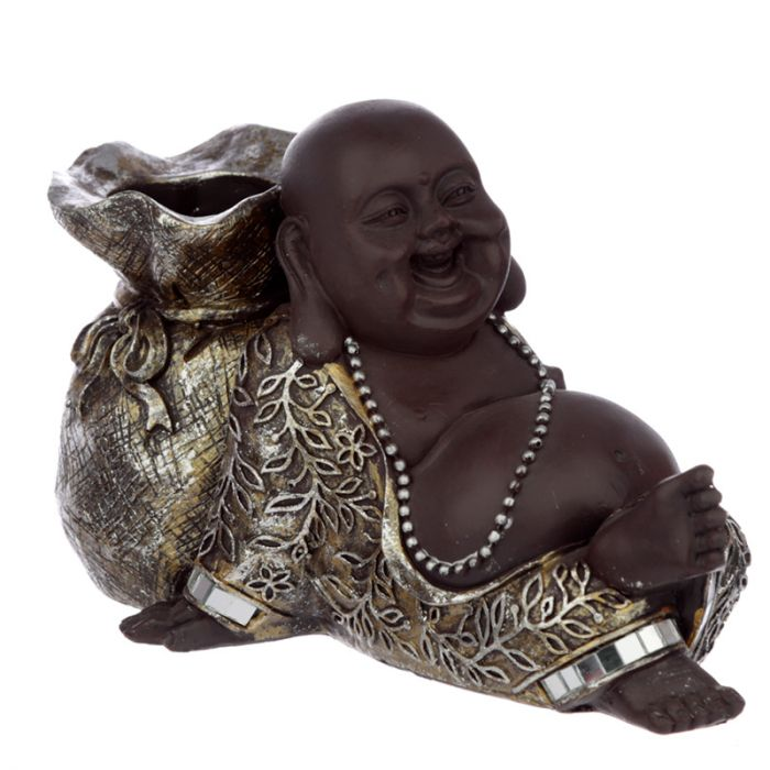 Nové sošky Buddhů