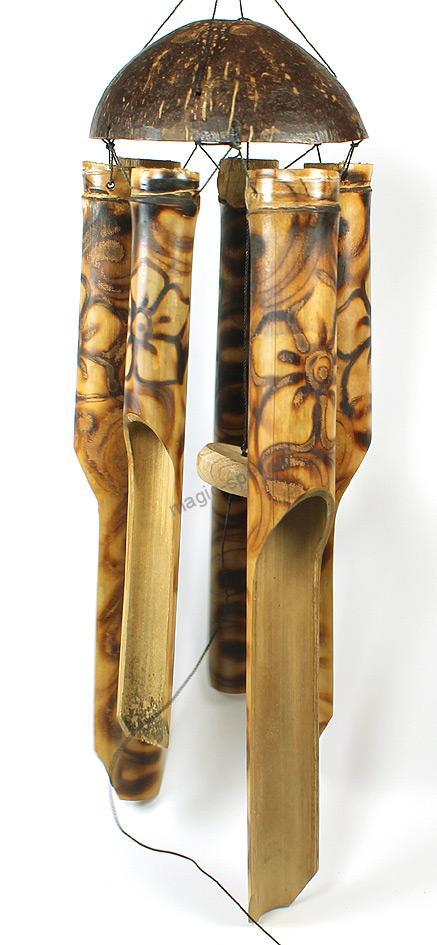 Bambusové zvonkohry
