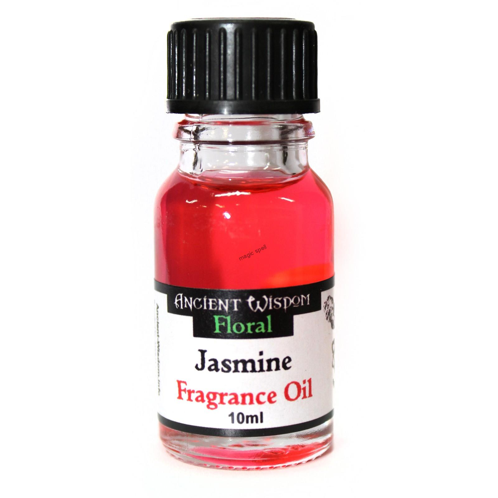Vonný olej do aroma lamp  JASMÍN 10 ml